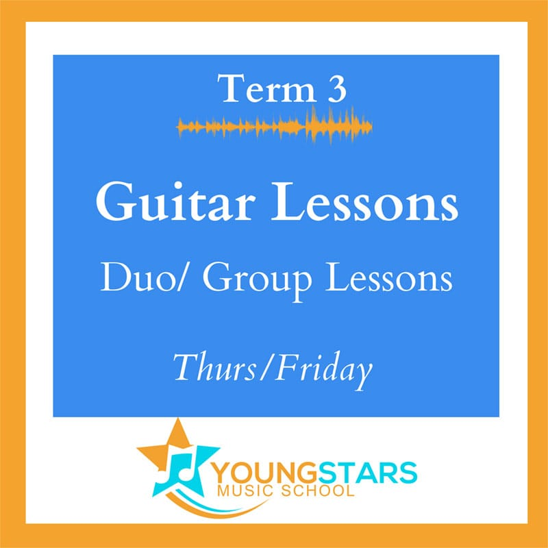 Guitar Duo/Group lessons Thurs/Friday