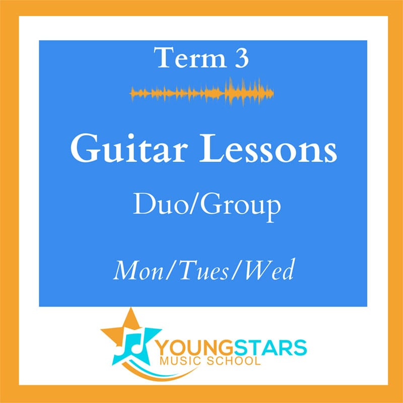 guitar duo/group lessons Mon/Tues/Wed