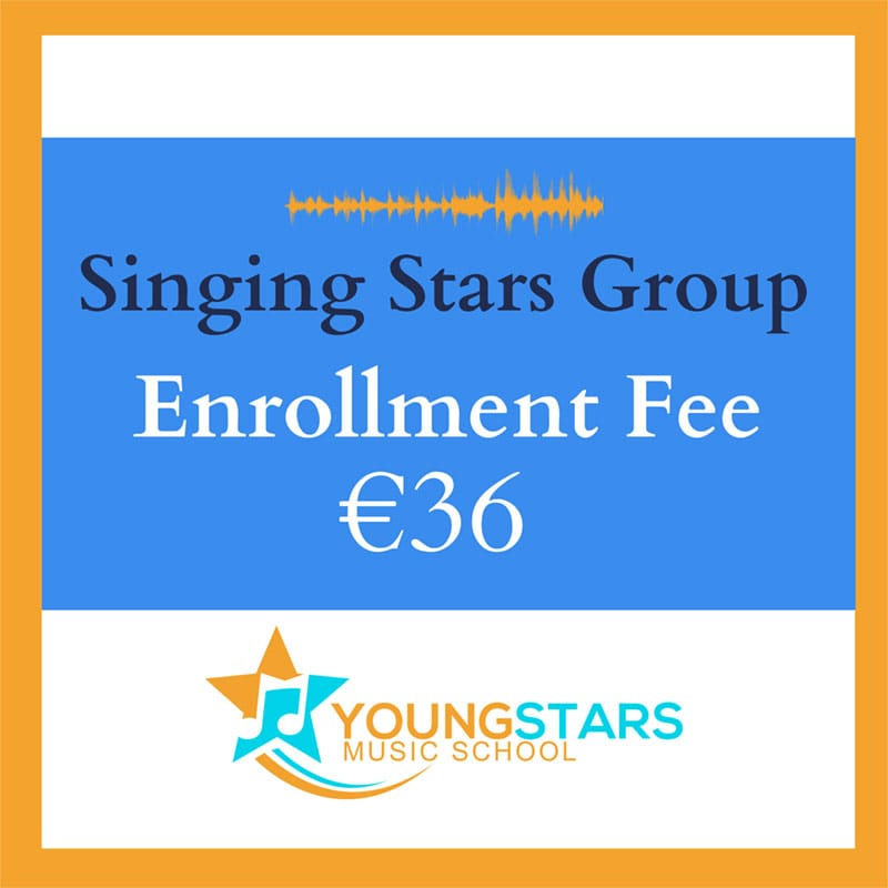 Singing Stars Enrollment